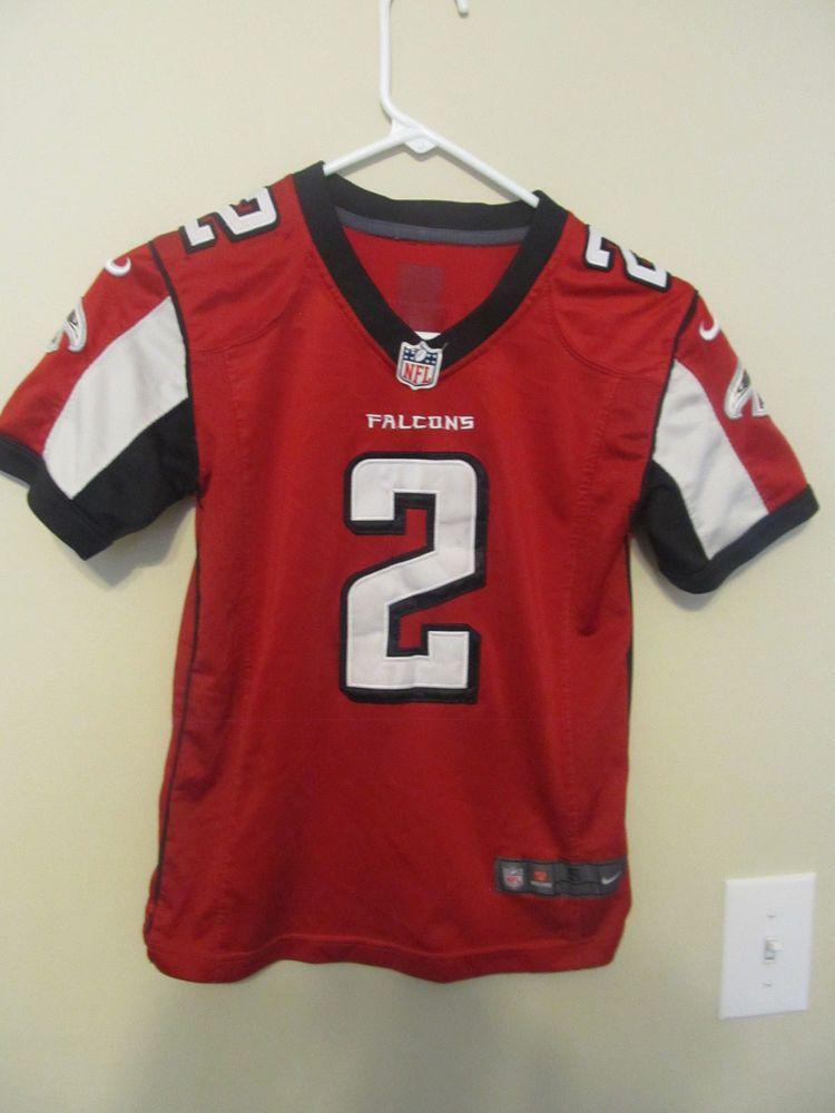 Matt Ryan Atlanta Falcons Sewn Jersey Nike Youth Small Nike Atlantafalcons Jersey Jacket