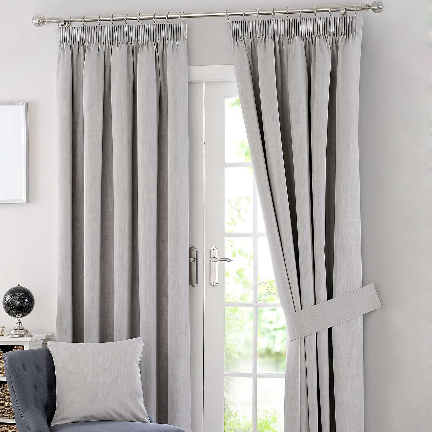 wilkinson curtains grey. Black Bedroom Furniture Sets. Home Design Ideas