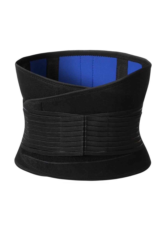 b3a322fab3 Hot Shaper Neoprene Slimming Waist Trimmer Belt Sports Waist Trainer Work  out Clothing Sexy Lingeire