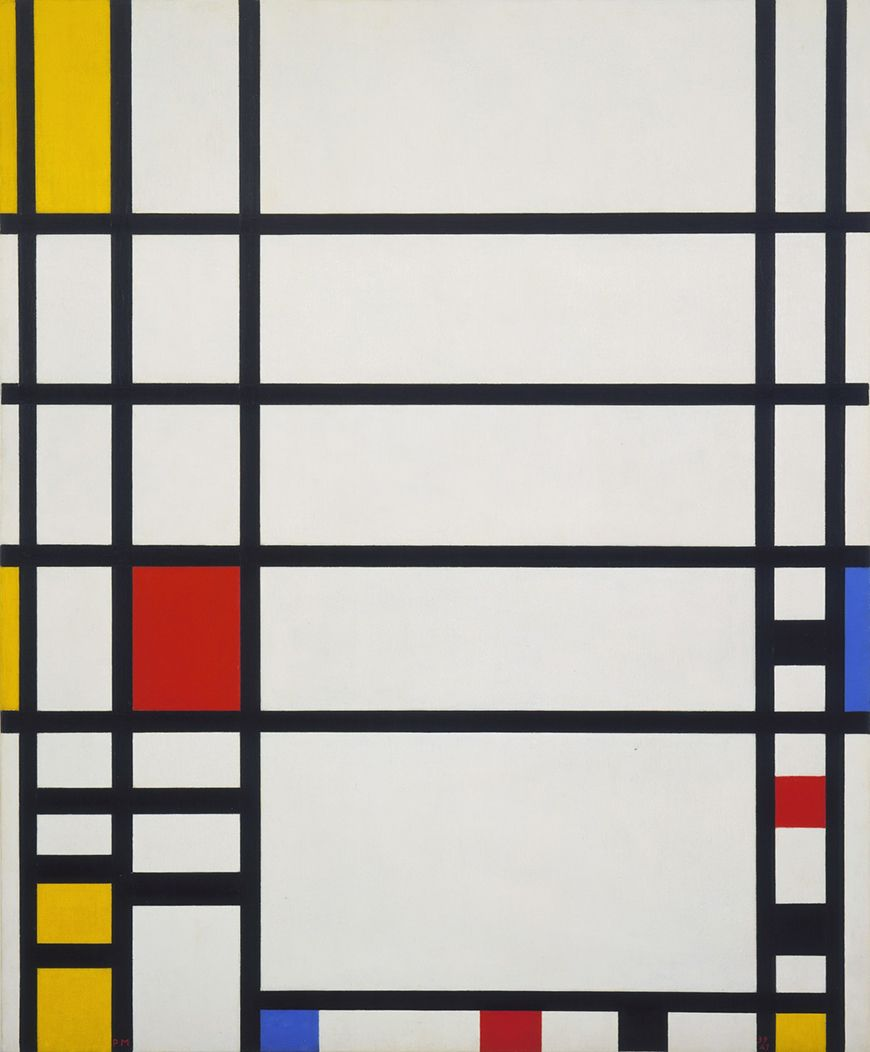 Mondrian E O Movimento De Stijl Piet Mondrian Mondrian Art