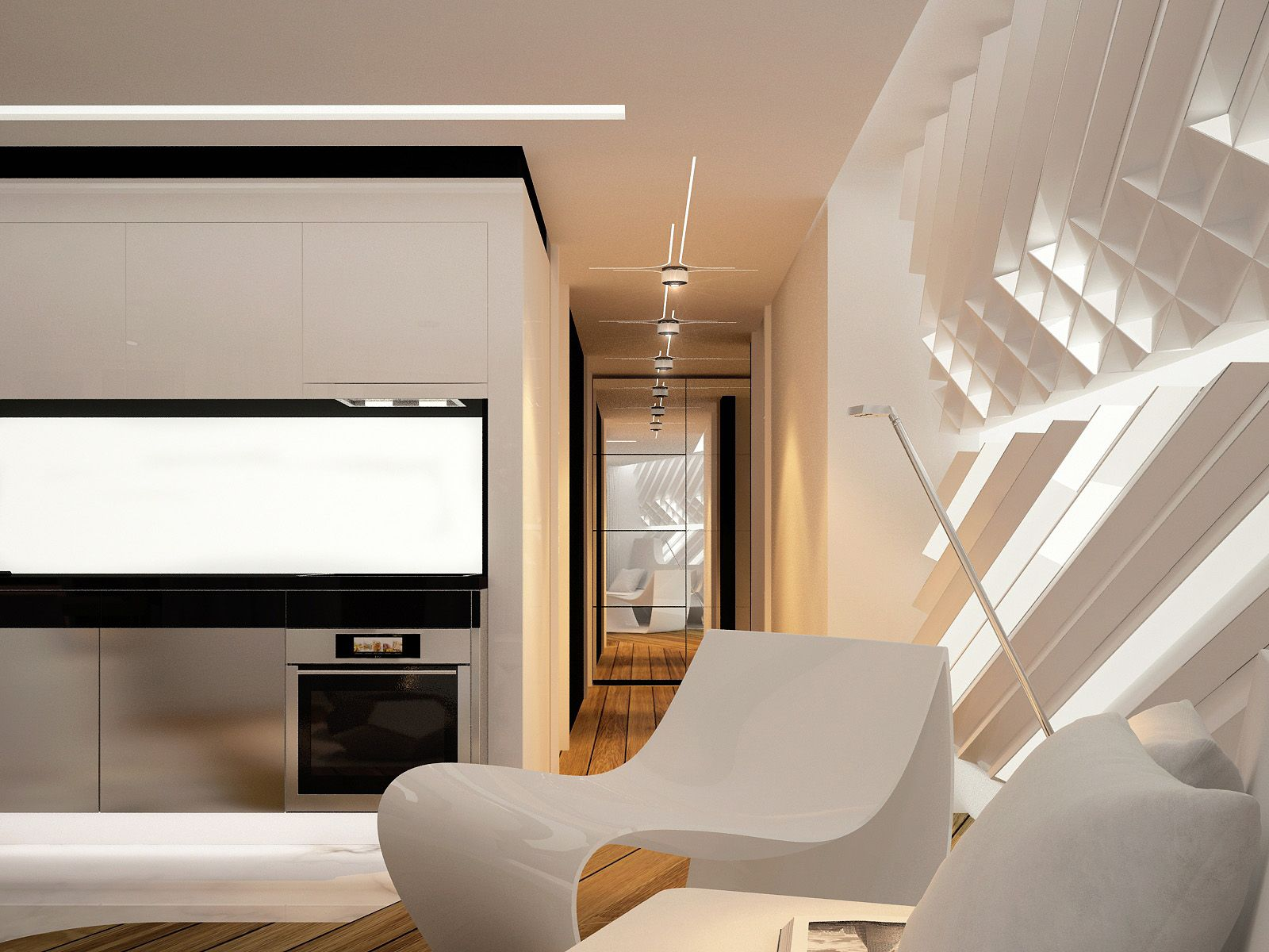 Creative apartment designs ideas with cute and sweet decor