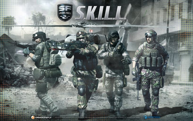 Tüm dünyanın en seçkin birlilklerinden gelen askerlerle gerçek bir kapışma yaşamak istiyorsanız S.K.I.L.L Special Force 2, size aradığınız heyecanı sunacaktır. MMOFPS türünde olan oyun, türü içinde dünyanın en çok oynanan oyunlarından birisidir. Farklı oyun modları ve silah çeşitliliği ile göz dolduran