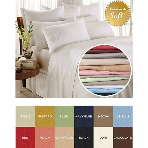 I found this amazing 4 Piece Set - Hotel Designed Premium Floral Bed Sheets at nomorerack.com for 73% off.