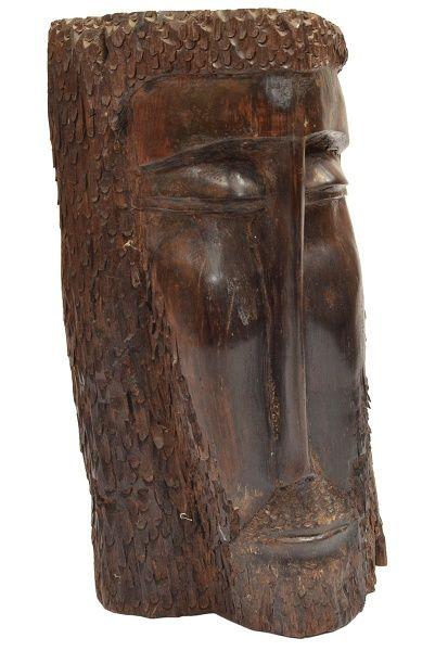 Louco. Profeta (1977). 38x22x15 cm