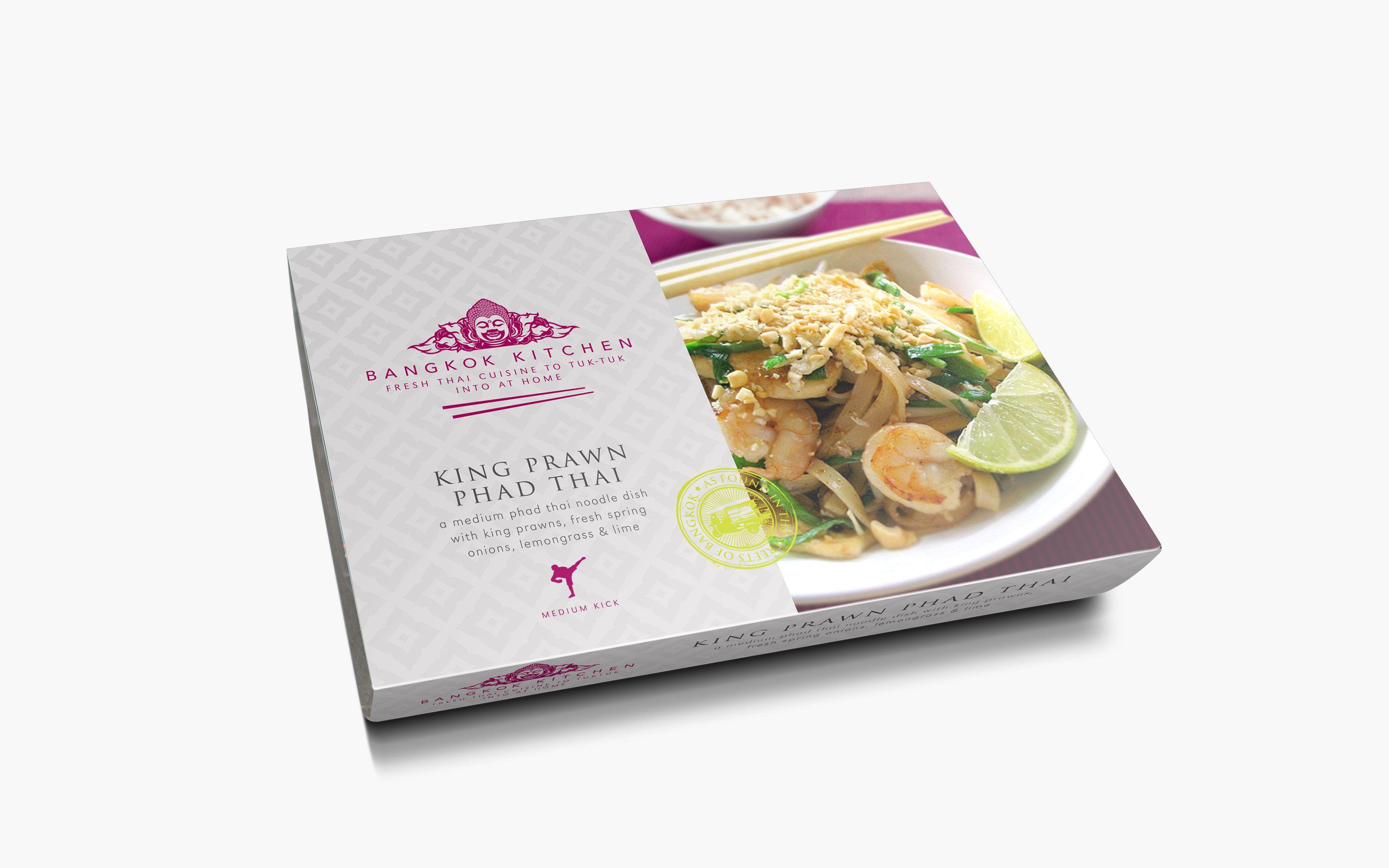 Bangkok Kitchen   Branding, Packaging, Web & Interior Design   Leeds ...