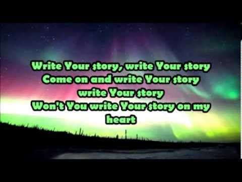 Write your story on my heart by Francesca Battisteli ~Part of court dance?