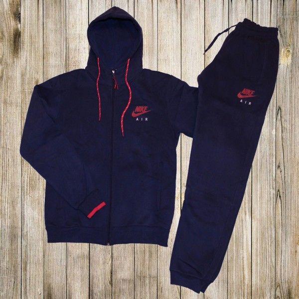 9cce73c8 Купить спортивный костюм (теплый, зимний) мужской Nike (куртка и штаны) в