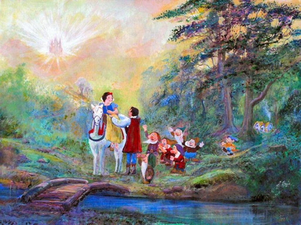 Disney Princess Wallpaper: Snow White Wallpaper