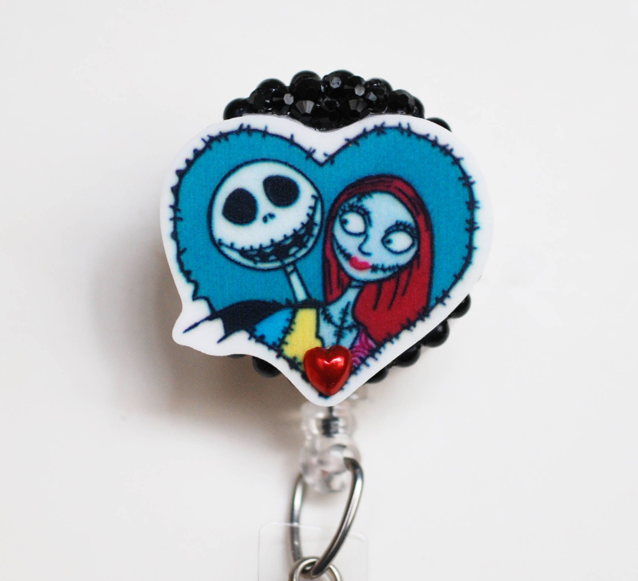 Jack and Sally Badge Reel