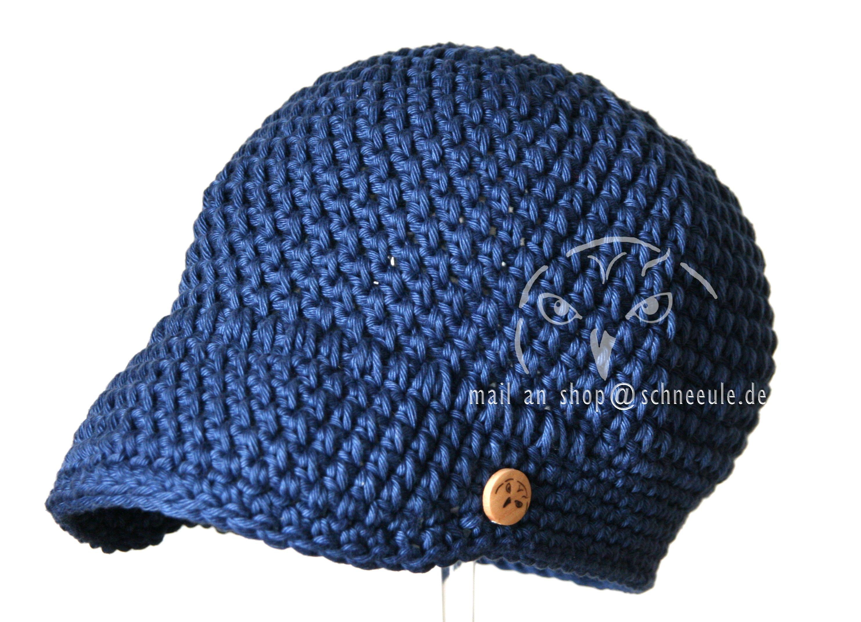 Crochet Hat For Boys Mütze Gehäkelte übergangsmütze Für Jungen