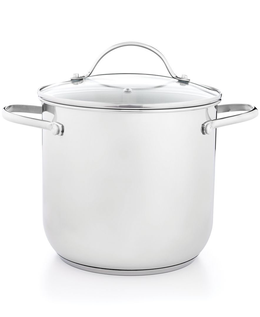 Tools of the Trade Stainless Steel 8 Qt. Covered Stockpot