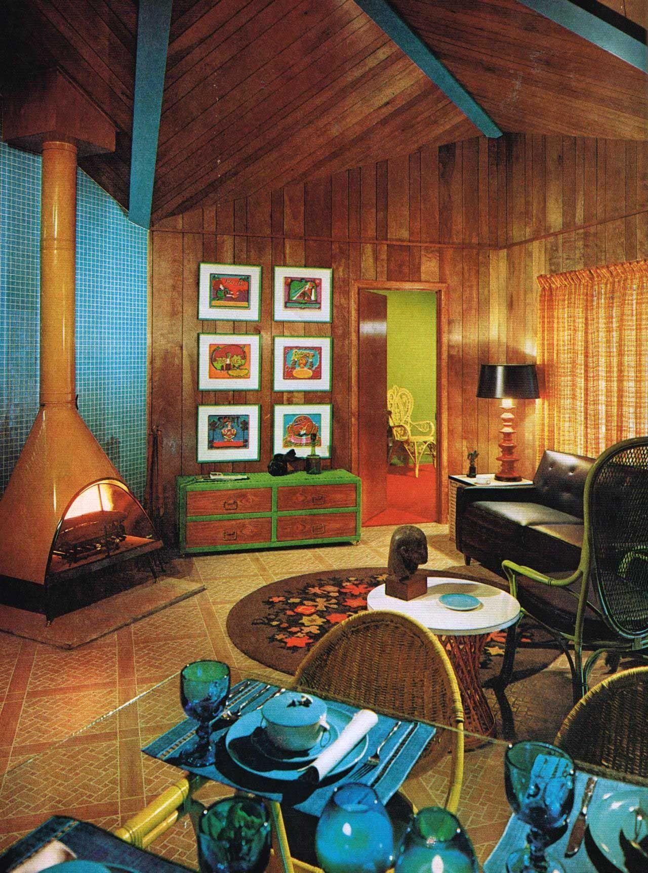 60s Decoration Incredible 28 1960s Retro Home Decor Ideas 1960s