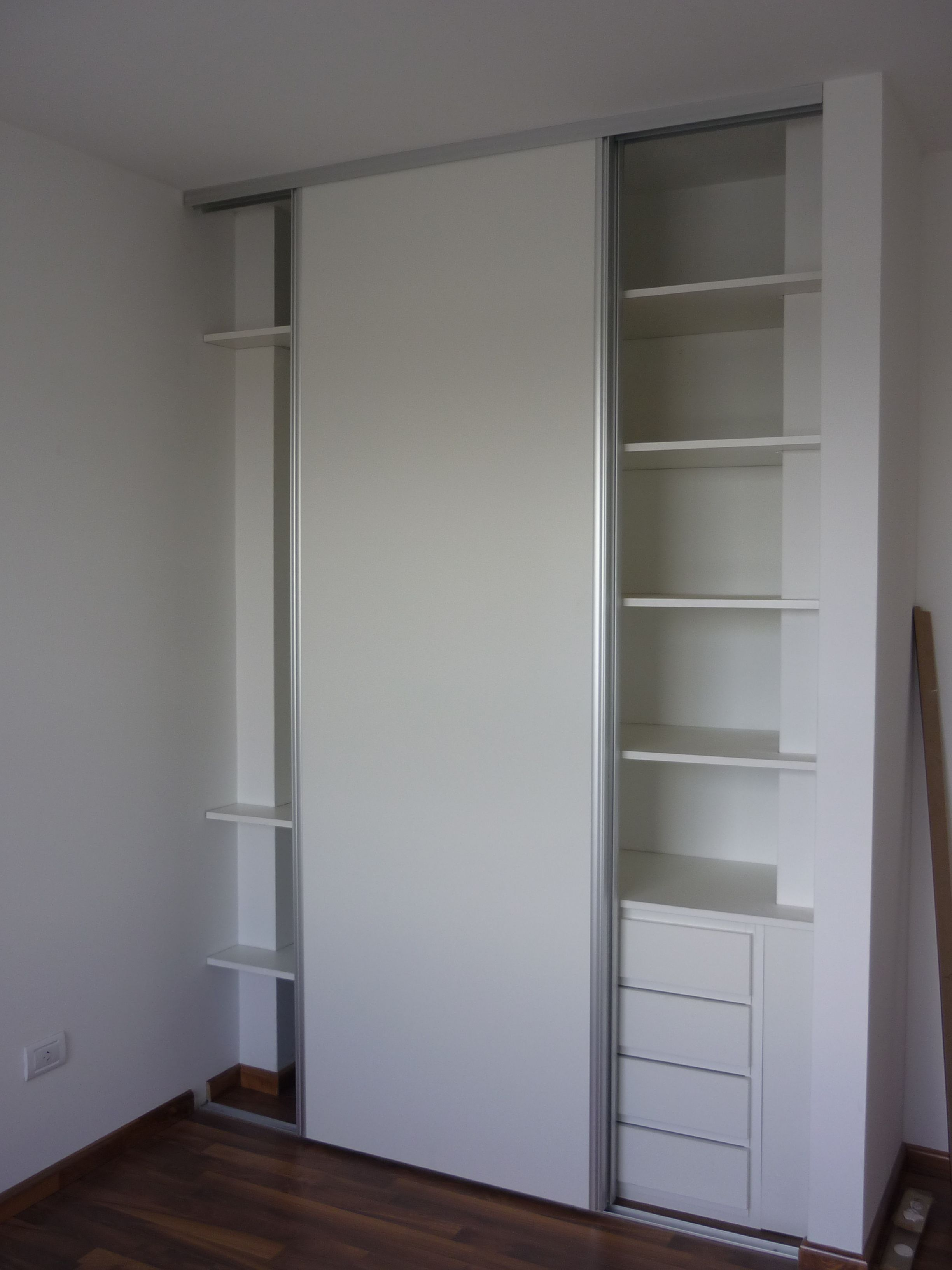 interior de placard opciones para decorar closet