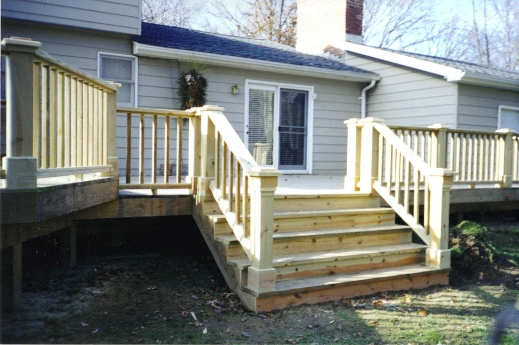 Exterior Illuminated Porch Railing And Stair Railing Ideas Best Porch Railing Design For Your Home Metal Deck Porch Steps Porch Railing Designs Porch Railing