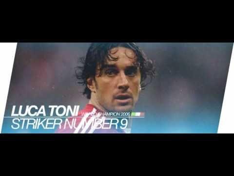 Luca Toni Official Website
