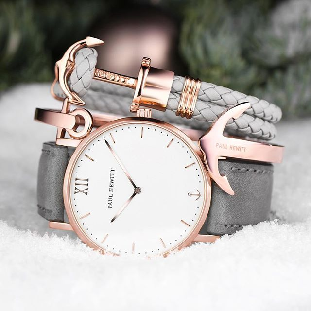 Sometimes The Little Things Mean The Most Getanchored Paulhewitt Sailorline Whitesand Ancuff Phrep Stylish Watches Fashion Watches Trendy Watches