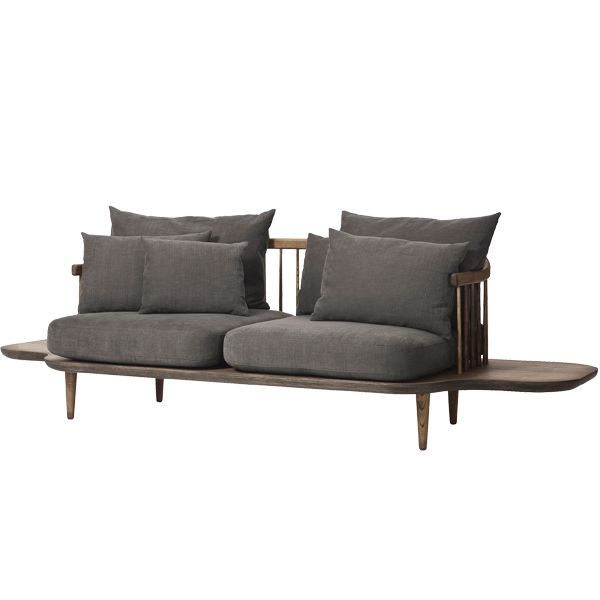 Fly Sc3 Sofa With Sidetables Hot Madison 093 By Tradition Canape Fly Canape Design Canape