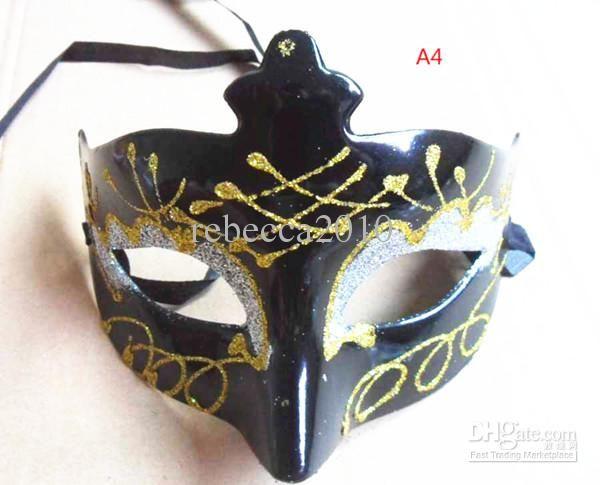 Wholesale Venetian Mask - Buy in Stock Adult Party Mask Masks ,face Decoration Mardi Gras Venetian Masquerade ,, $0.56   DHgate