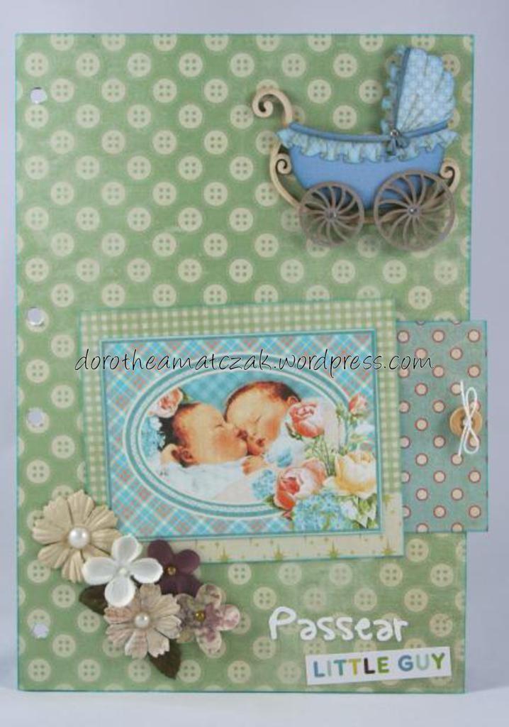 Álbum nº 32 - Diário do Bebê 32
