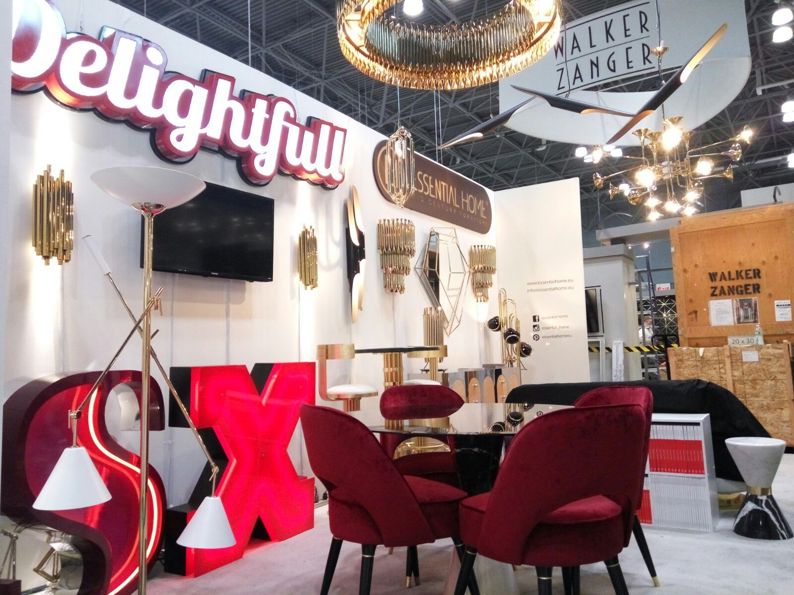 Best Moments From ICFF 2017 And New York Design Eek Icff Icff2017 Nyc
