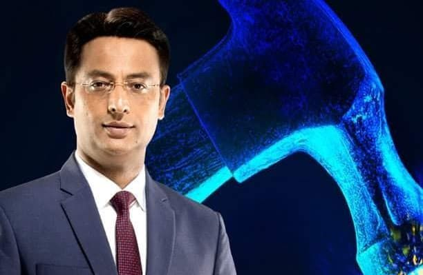Kishore Ajwani is a popular Indian Journalist  He holds an