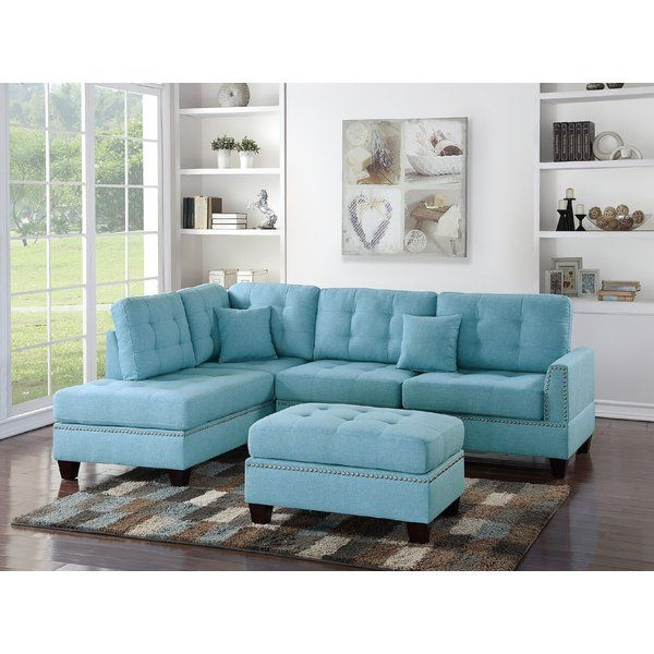 Enjoyable Whitner Sectional With Ottoman Cabin Ottoman Sofa Alphanode Cool Chair Designs And Ideas Alphanodeonline