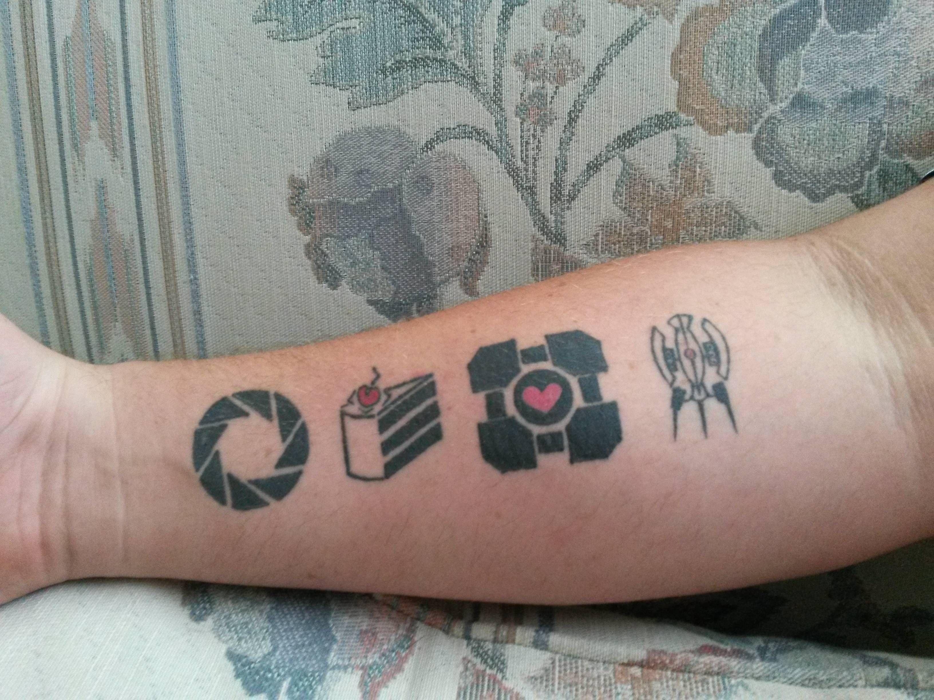 Portal By Jeremy At Mystic Tat2 In Cedar Rapids Tattoos Cool