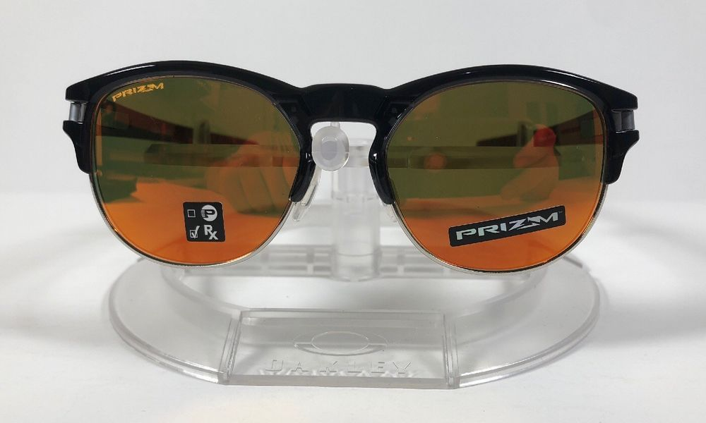4f37abc1f10 New Oakley Latch Key M Sunglasses Black Ink w  Prizm Ruby Lenses OO9394-0452   fashion  clothing  shoes  accessories  mensaccessories ...