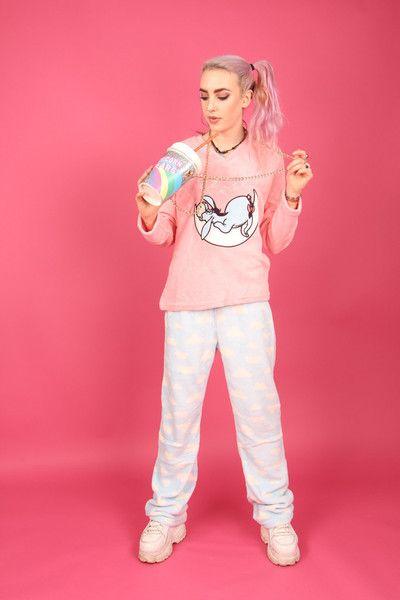cd1fec2c7a1b Winnie The Pooh s Eeyore Pyjama Twosie Set