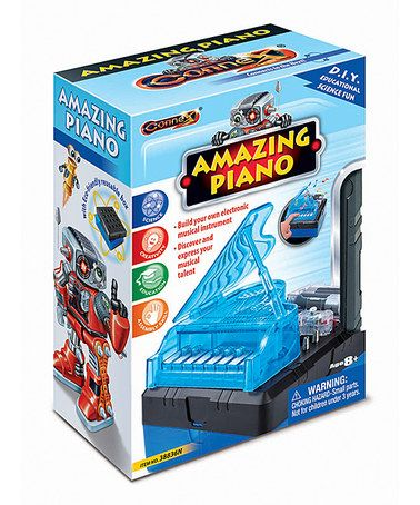 Love this Amazing Piano Kit on #zulily! #zulilyfinds