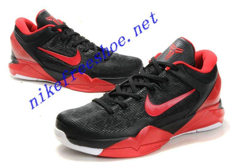 fa34ceb5326 Nike Zoom Kobe VII Price Black Varsity Red White 488244 002