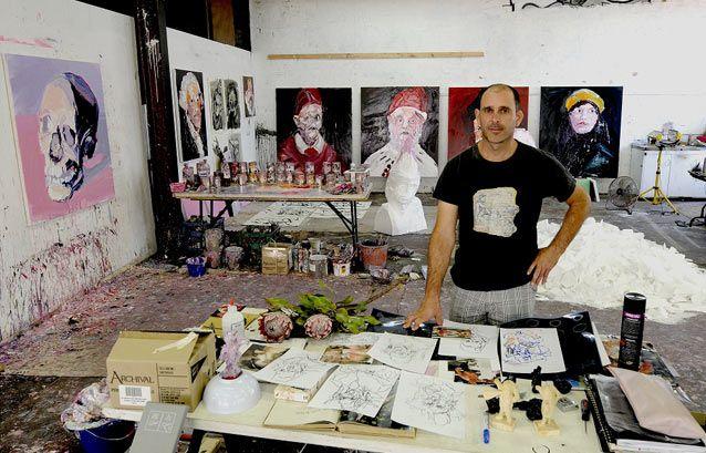 #art #scketch #drawing #aesthetic #portrait #contemporaryart #studiolife