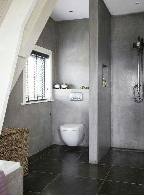 Badkamer idees | Home decor | Pinterest