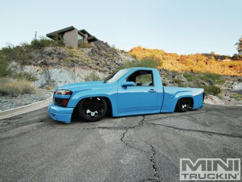 Mini Truckin Chevy Colorado Trucks Lowered Bagged Lifted
