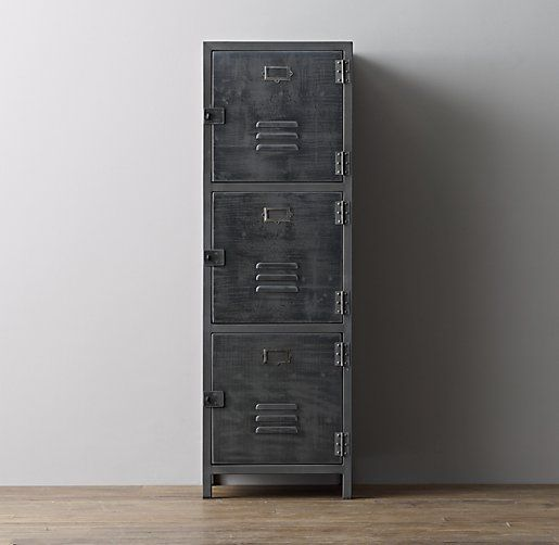 RH Baby U0026 Childu0027s Vintage Locker Cabinet:As Sturdy As The All American  Originals That Inspired It, The Vintage Locker Collection Has Authentic  Details Like ...