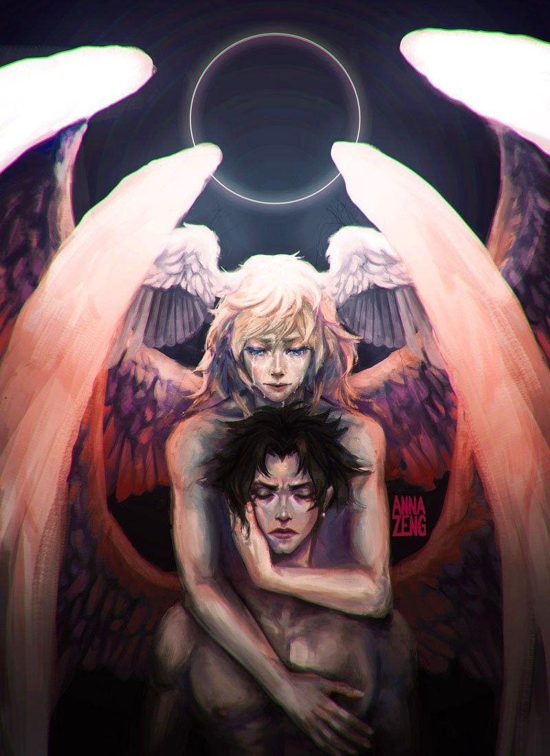 Ryo Asuka Satan Akira Fudo Devilman Devilman Crybaby Anime Akira