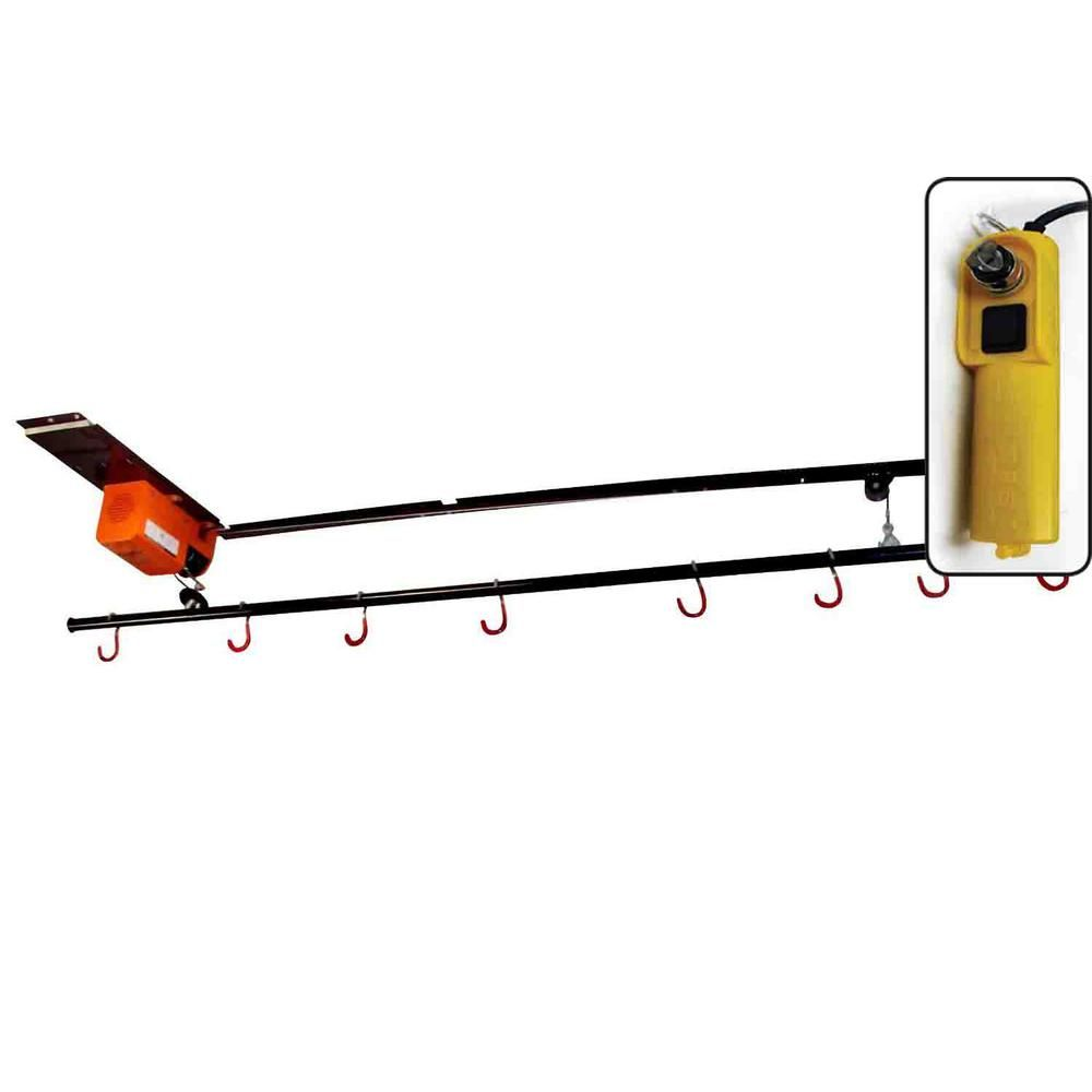 220 Lb. Motorized Garage Ceiling Storage Lift For Bikes