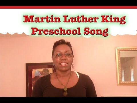 Free Martin Luther King Day Songs And Rhymes For Circle Time Living Montess Preschool Songs Martin Luther King Jr Activities Black History Month Lesson Plans