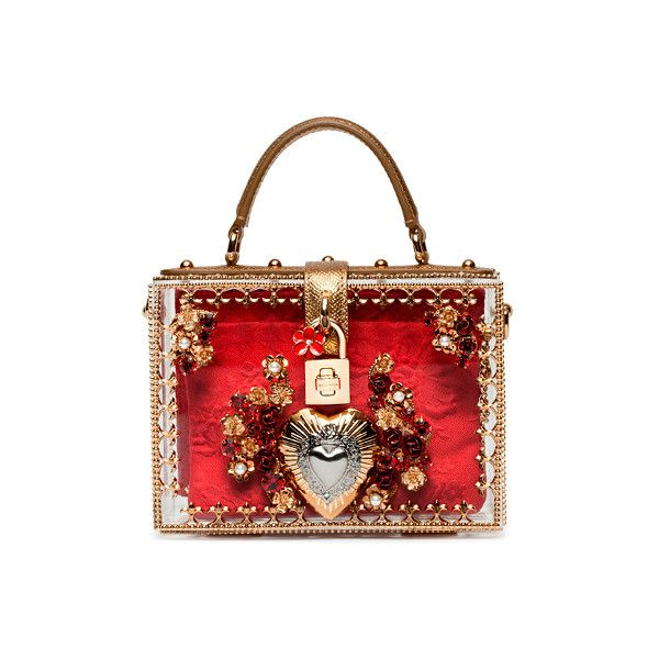 Dolce & Gabbana's Spring/Summer 2015 Accessories Collection | Fashion... ❤ liked on Polyvore featuring bags