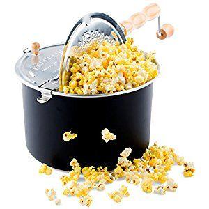 Kitchen Gourmet Popcorn Maker