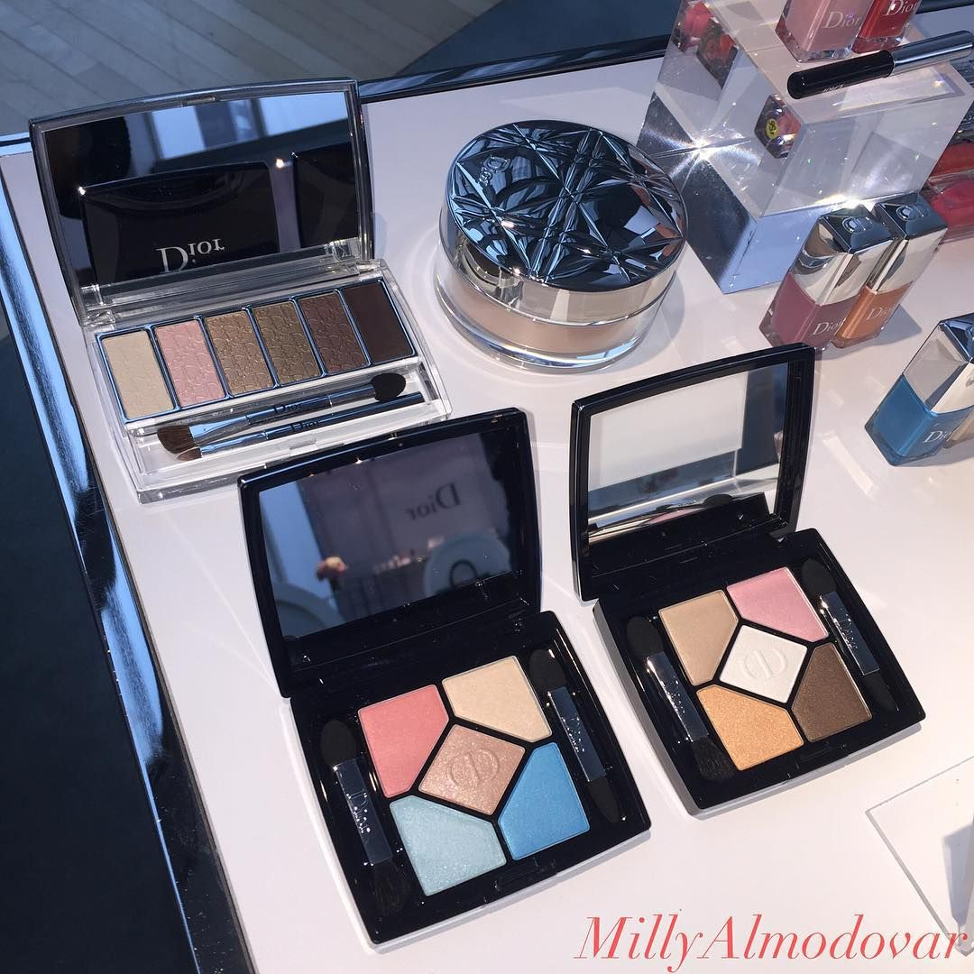 Dior Summer 2016 Makeup Collection Sneak Peek