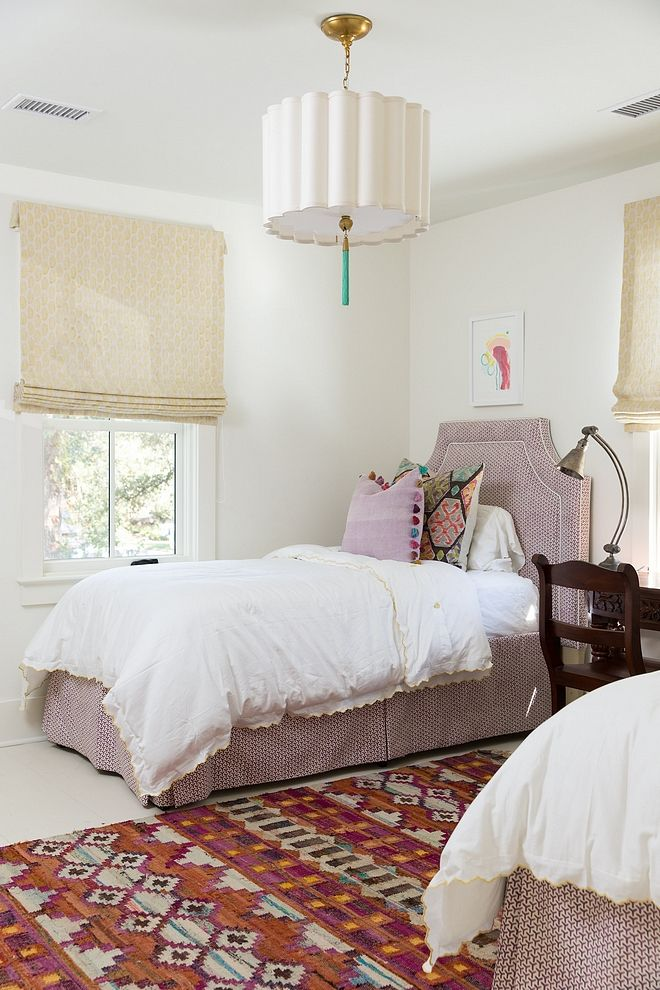 Benjamin Moore White Dove Kids Bedroom Paint Color White Kids
