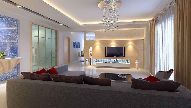 iluminacion de un salon comedor - Buscar con Google | living cum ...