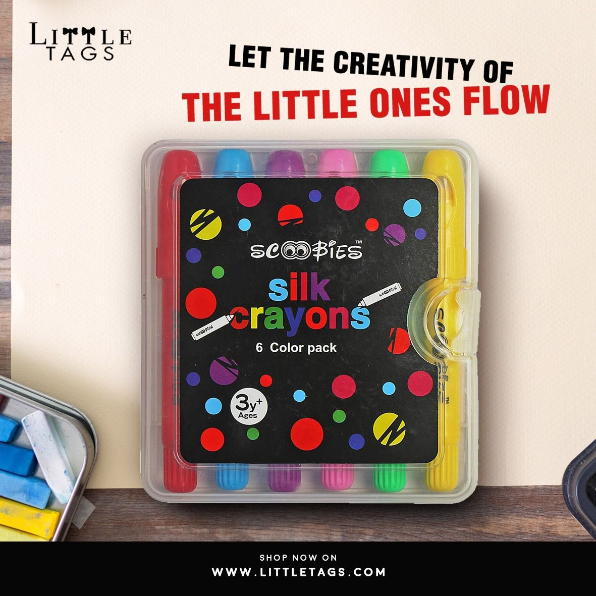 Struggling to keep the little ones engaged while they're at home? Get cool stationery from Scoobies and let them unleash their creativity. Shop now at www.littletags.com/scoobies #LittleTags #Scoobies . . . #KidsAccessories #KidsWear #KidsFashionAccessories .#Kids #FashionAccessories #KidsStyle #OnlineAccessoriesShopping #ShopAccessoriesOnline #PartyWearAccessories #CasualOutfitAccessories #CasualWear #CasualStyle #EthnicWear #TraditionalWear #InstaKids #KidsOfInstagram #OOTD