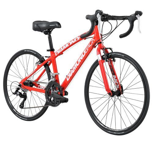 Kids Bicycles Diamondback Bicycles 2014 Podium Youth Road Bike 24inch Wheels One Size Red Click On The Image For Addition Kids Bicycle Kids Bike Bicycle