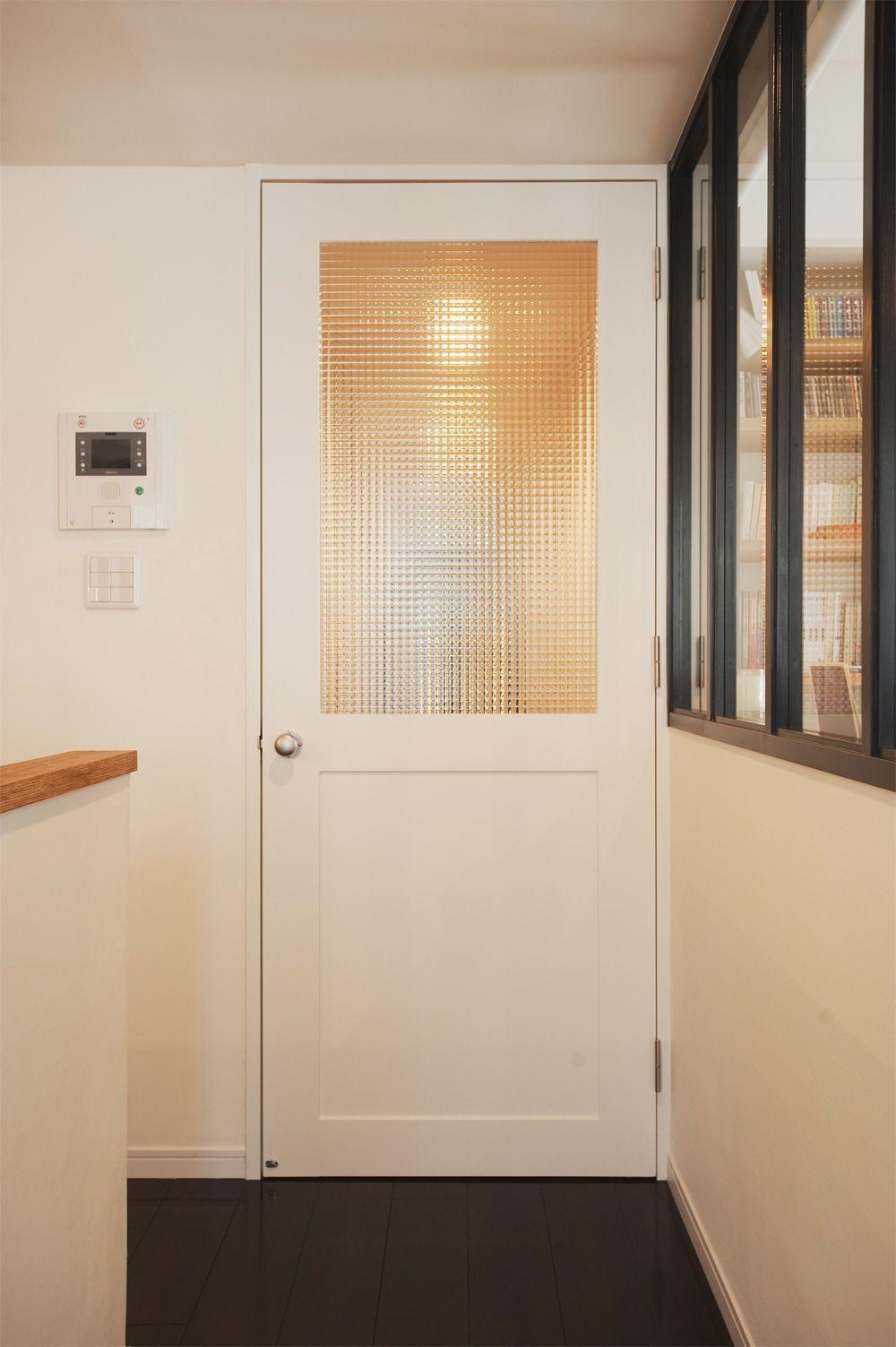 リフォーム リノベーションの事例 造作建具 ドア 施工事例no 267ちょうどよい距離感を内窓で スタイル工房 인테리어 집안 꾸미기 및 침실