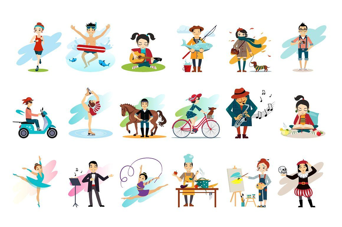 Active lifestyle and Hobbies   Fun hobbies, Hobby horse, Creative hobbies