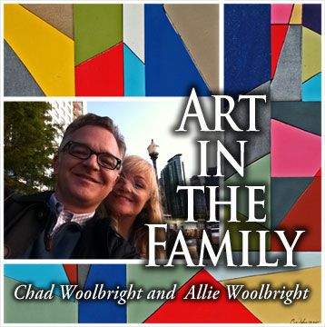 "In Your Eye Gallery, in the Historic Paseo Arts District, will present ""Art in the Family"" featuring Chad Woolbright and his daughter, Allie Woolbright. The opening reception is Friday, October 5 from 6:00pm-10:00pm. The show runs through Sunday, October 27.  http://www.inyoureyegallery.com/pr/2012/10pr_2012_oct.htm"