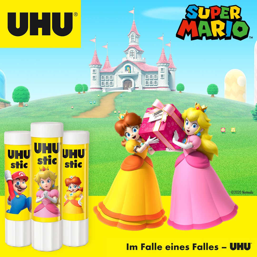 Back To School mit Super Mario