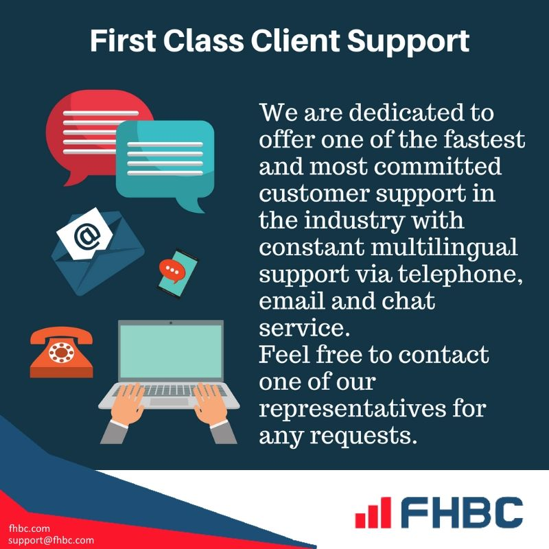 At Fhbc We Give The Best Client Support 24 7 Feel Free To Contact